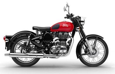 Royal Enfield 350cc - CLASSIC