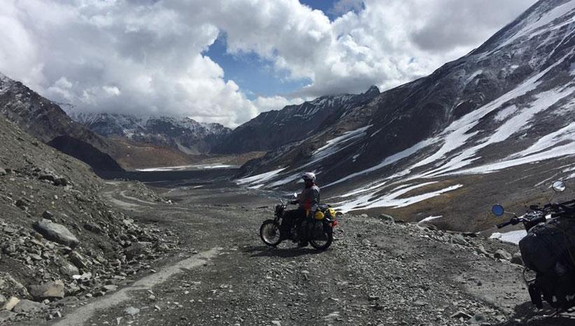 Royal india Bike