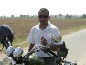 Rajiv Singh Yadav - Royal India Bikes