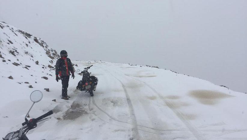 Royal snow Bikes