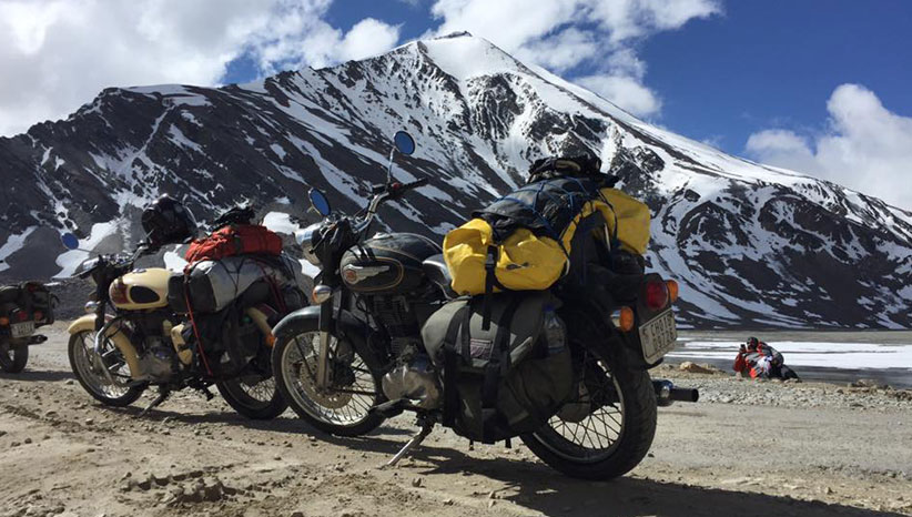 Royal himalayan Bikes